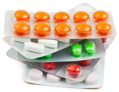 Рис 1. Препараты для лечения коленных суставов-препараты НПВП