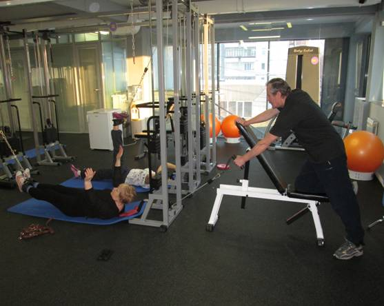 Бубновский упражнения для коленного сустава в домашних условиях